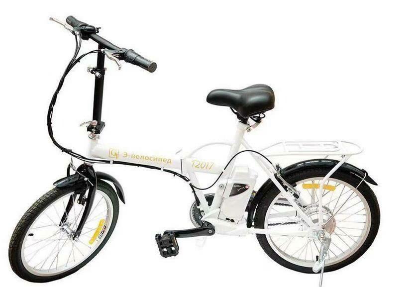 Электровелосипед GT 20