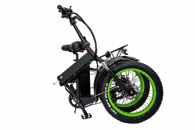 Электровелосипед SYCCYBA H1