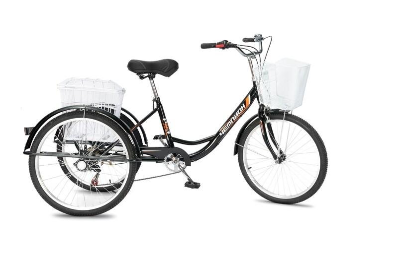 Велосипед трехколесный РВЗ Чемпион