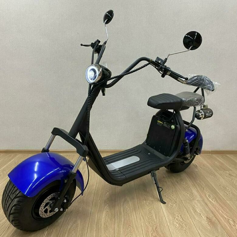 Электробайк CityCoco 2000Вт