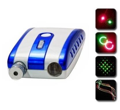 Двухцветный диско лазер 3 для яркого лазерного шоу