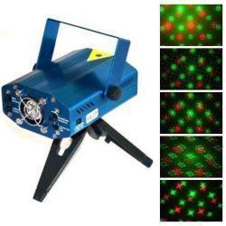 """Динамический лазерный проектор для дискотек """"Битва"""""""