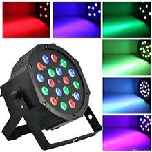 LED цветомузыка Par Light 18