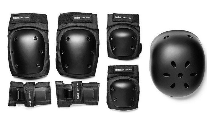 Комплект защиты для гироскутера