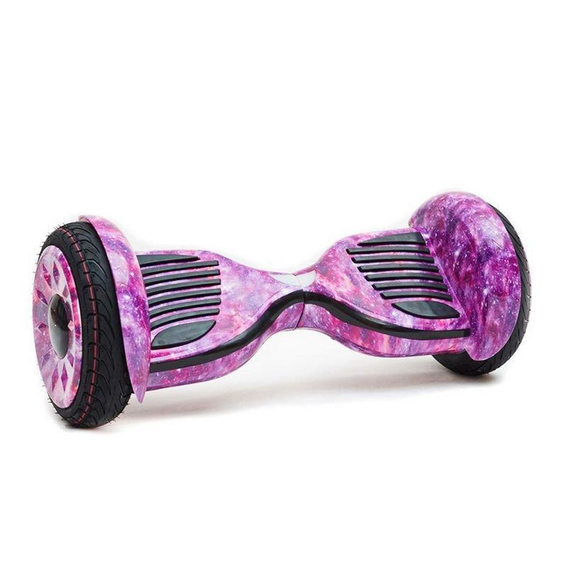 Гироскутер 10.5 Фиолетовый космос