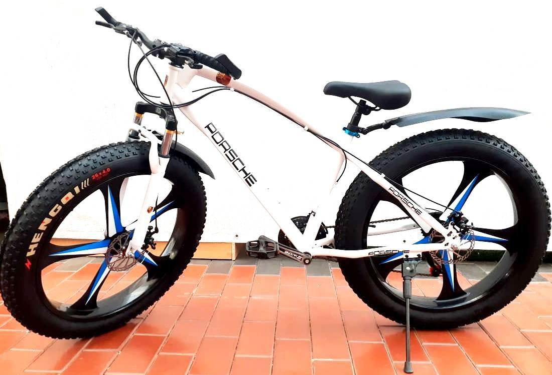 Велосипед фэтбайк PB