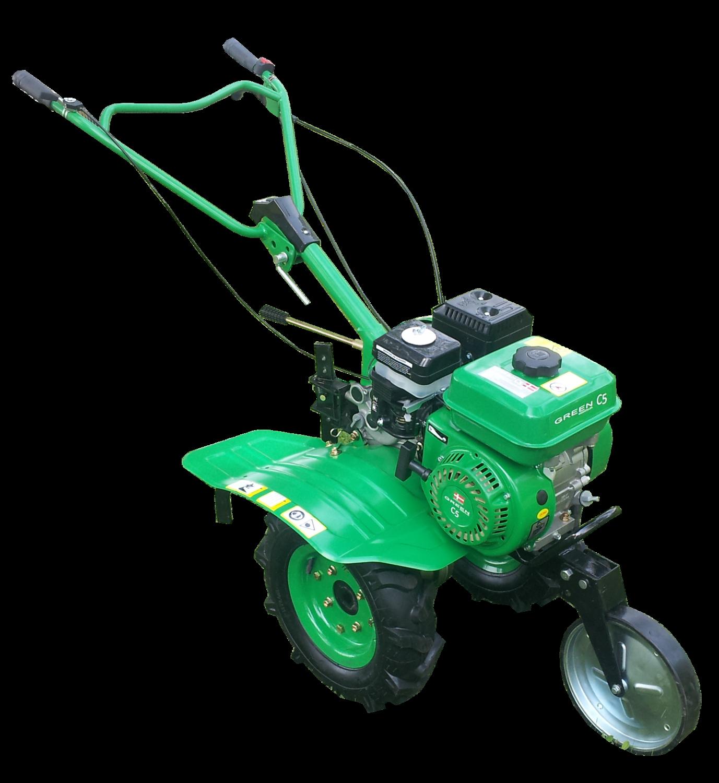 Motoblokas GREEN C5  (6,5AG)