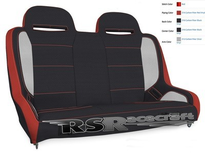 CUSTOM SUSPENSION BENCH SEATS