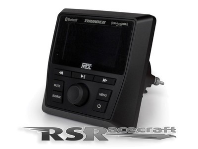 MTX ALL WEATHER BLUETOOTH MEDIA CONTROLLER