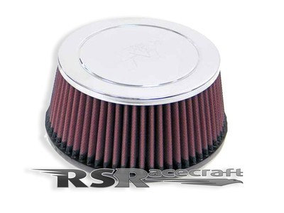 K&N CLAMP ON AIR FILTER