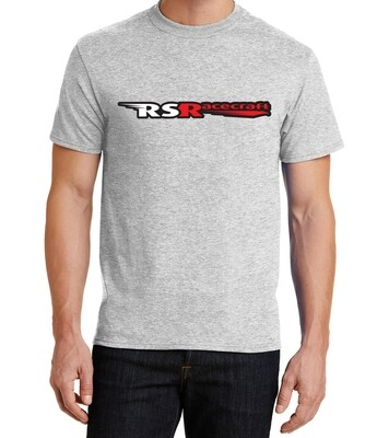 GREY RSR T-SHIRT