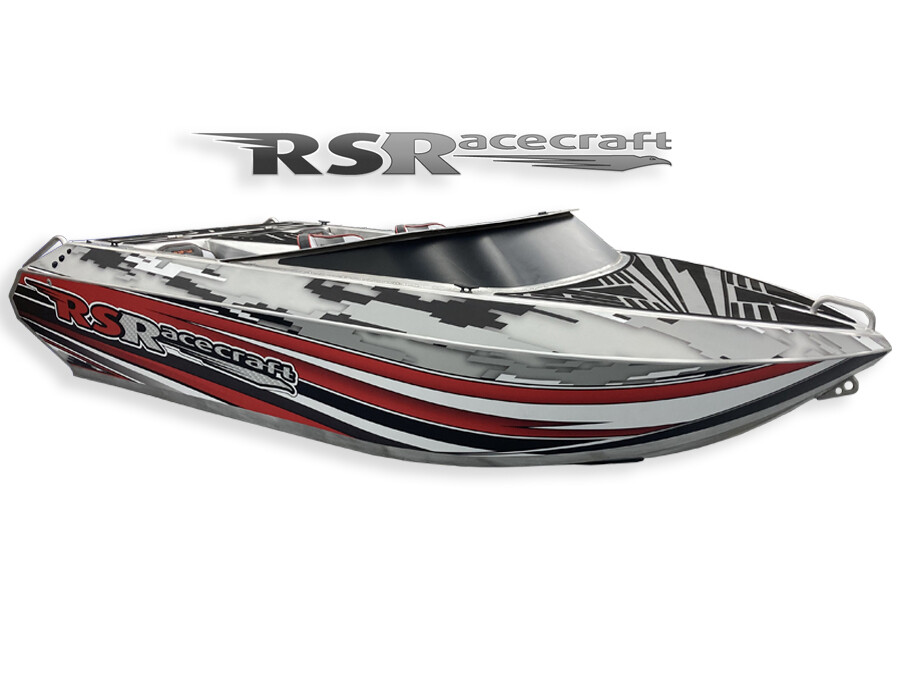 RSRacecraft Built Wattscraft 3.8 Four Seater Mini Jet Boat - SOLD
