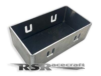 RSR Aluminum  Battery Box