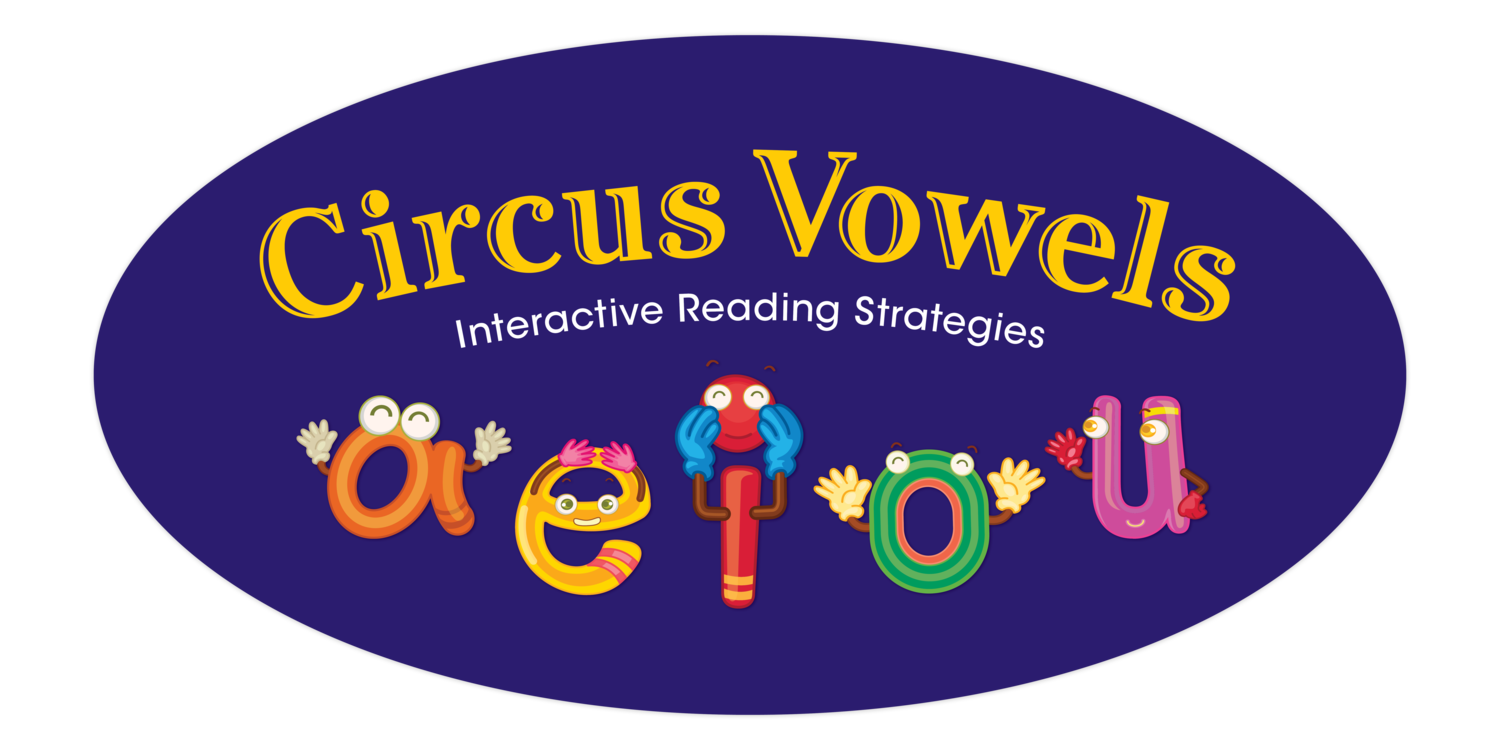Donate to Circus Vowels