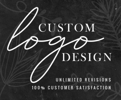 LOGO DESIGN-Custom