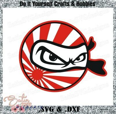 JDM Maniac Design SVG Files, Cricut, Silhouette Studio, Digital Cut Files