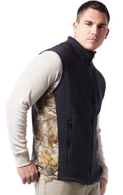 Justin FR J-TEK Realtree Polartec Vest