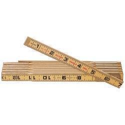 Wood Folding Ruler