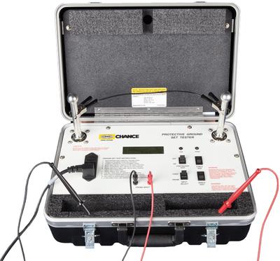 Protective Grounding Tester Set