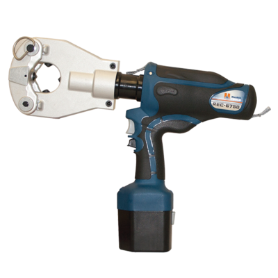 6.2-Ton Robo-Crimp Dieless Crimping Tool