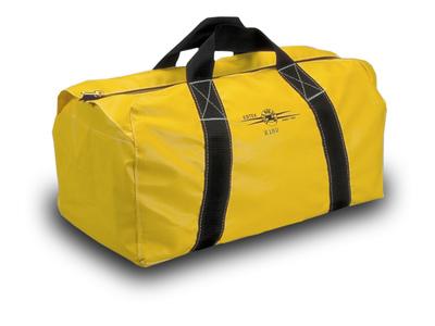 Heavy-Weight, Vinyl Coated Nylon Tool Bag