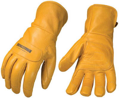Leather Utility Plus Gloves