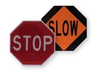 Stop-N-Slow Paddles