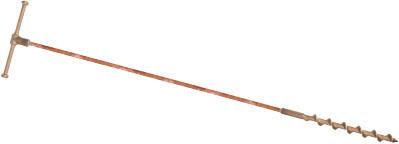 Temporary Ground Rod