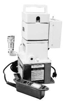 EPP10 Electric/Hydraulic Pump