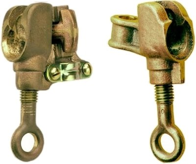 Apparatus Grounding Clamps