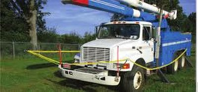 Truck Safety Barricade