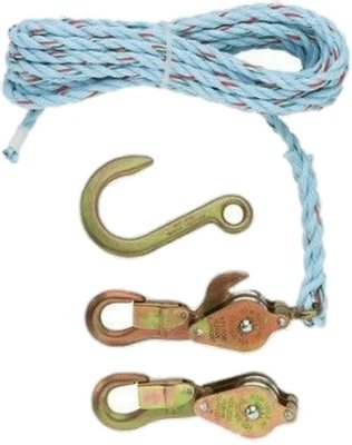 Block & Tackle with Snap Hooks