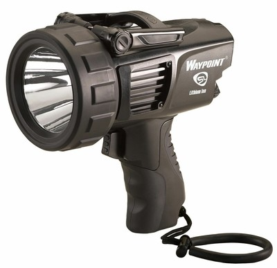 Waypoint Pistol-Grip Battery-Powered Spotlight