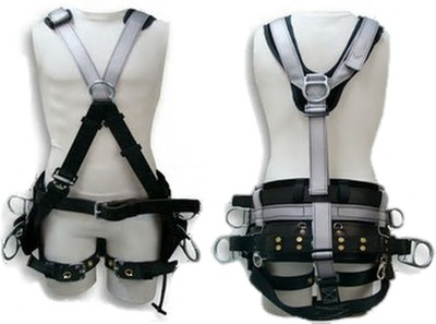 61991 Mobile 'X' Tower Harness