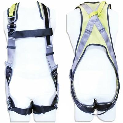 637G8C500CK1 'H' Style Full Body Harness