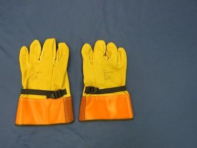 Salisbury Leather Protectors, Size 11