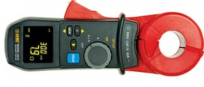 6416, 6417 Clamp-On Ground Resistance Tester