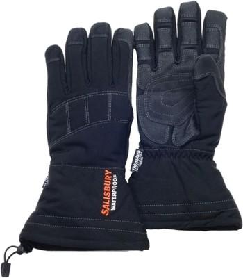 Winter Utility Glove, Gauntlet Style Cuff, Waterproof