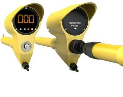 Cordless Digital Phasing Meter