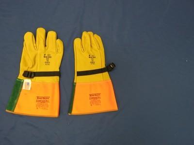 Kunz Leather Protectors, Size 10