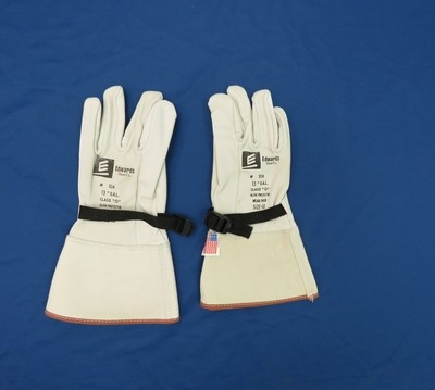 J. Edwards Leather Protectors, Size 10