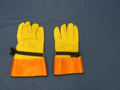 Salisbury Leather Protectors, Size 10.5