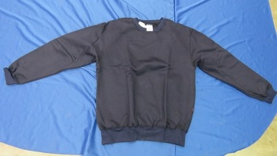 Workrite Sweatshirt, Size Large