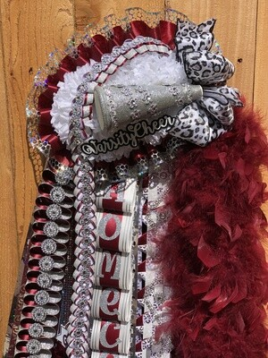 Classic Double Homecoming Mum