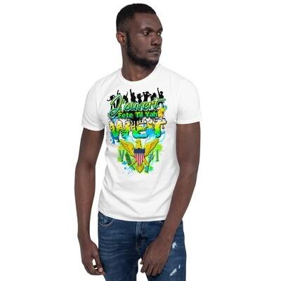 VI Jouvert Short-Sleeve Unisex T-Shirt