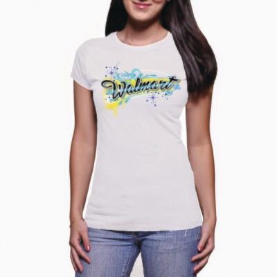 Walmart Airbrush Shirt