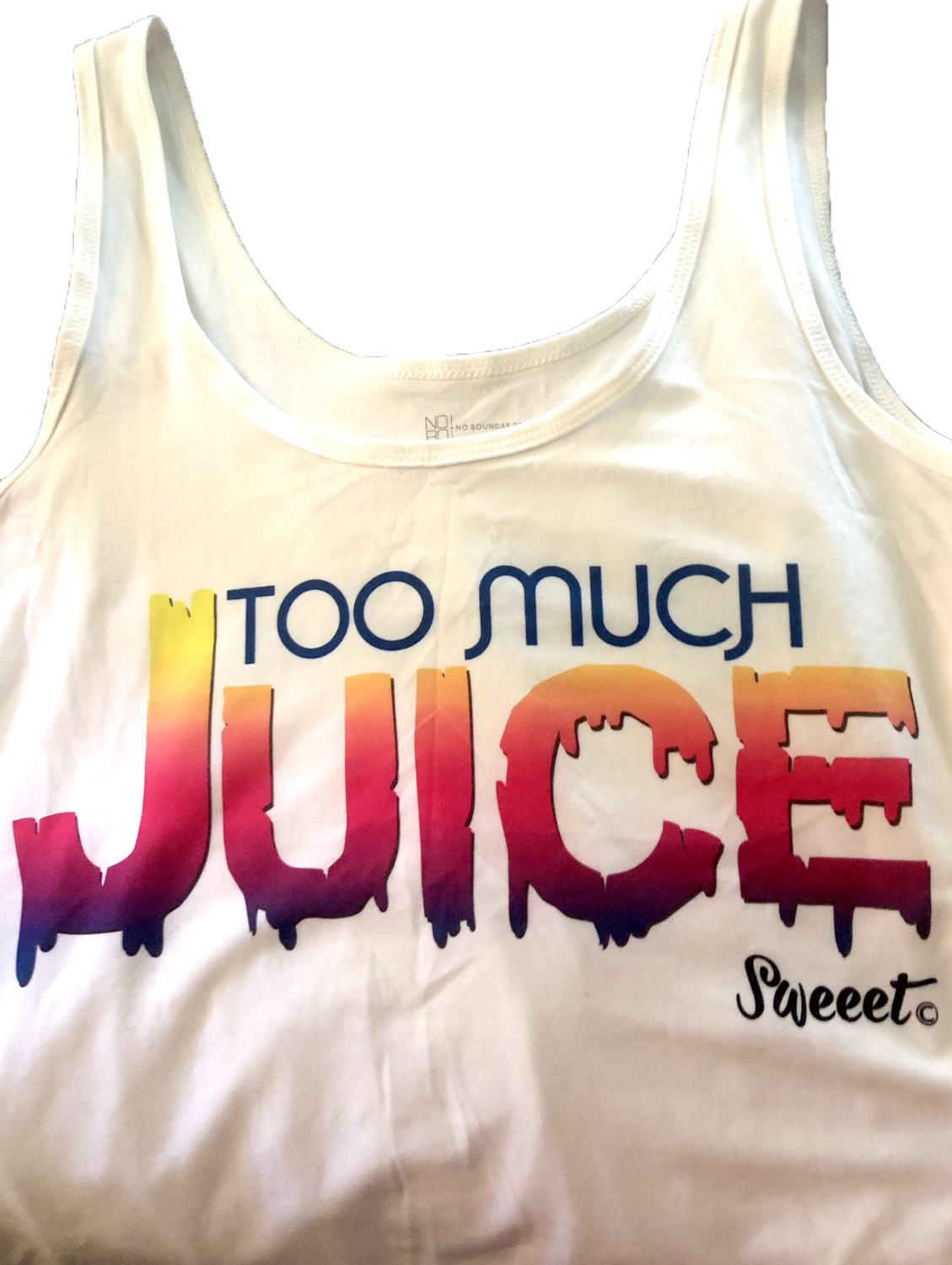 Too Much Juice