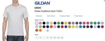 A Dark color Shirts/Hoodies
