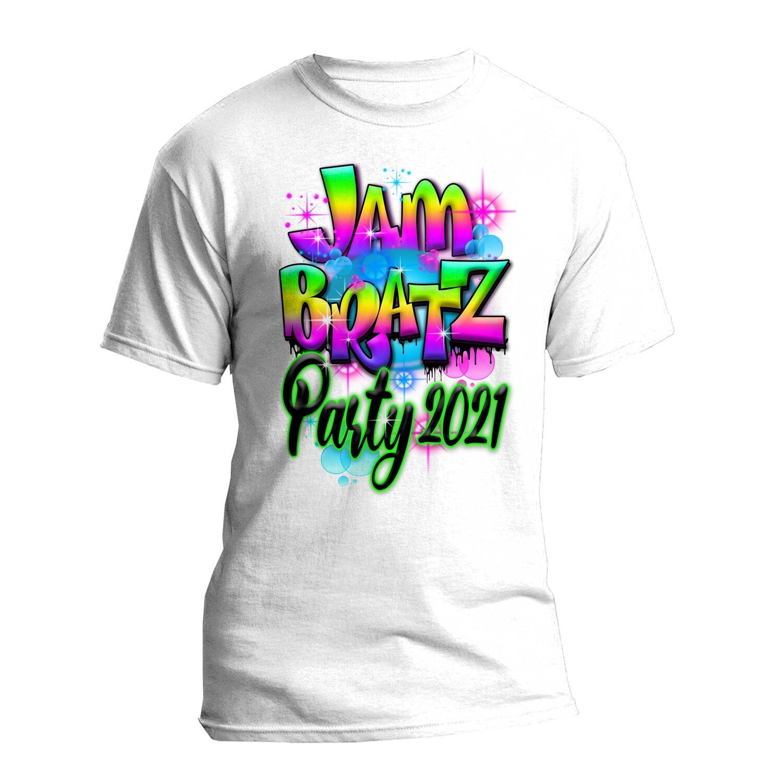 Airbrush Party Jamz