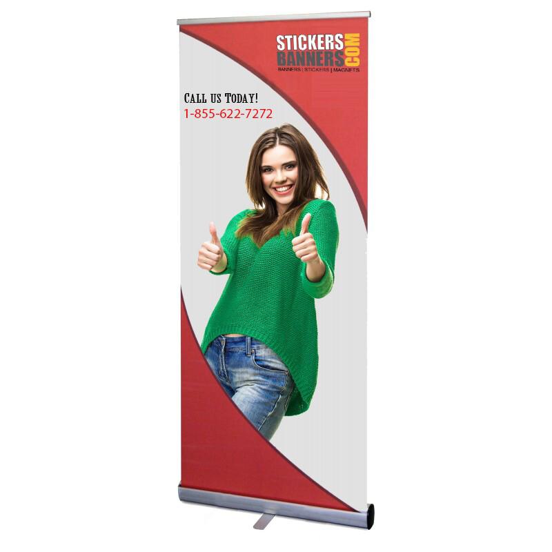 Pop up Retractable Banners